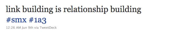 Link building er er bygge relationer