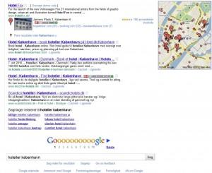 bund serp - hoteller københavn - Google-søgning