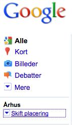 Google Lokation