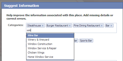 Facebook Graph Search - 2
