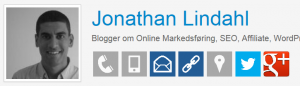 TwtBizCard Jonathan Lindahl