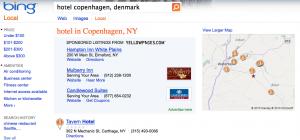 Bing Local - Hotel Copenhagen Denmark