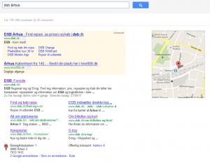 Google Places DSB