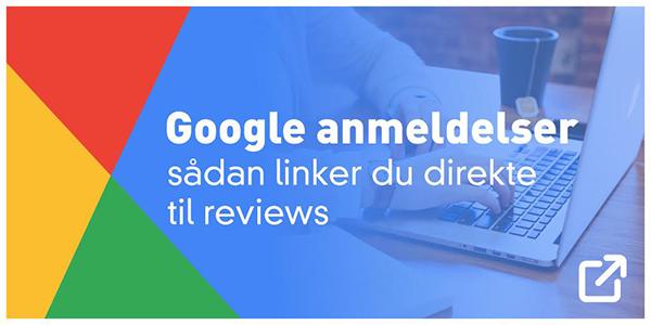 google-anmeldelser